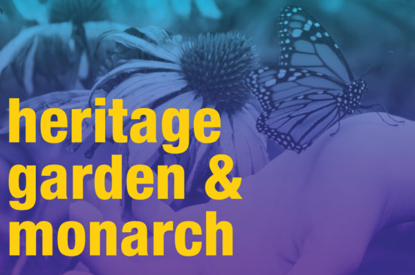 Heritage Garden & Monarch Project