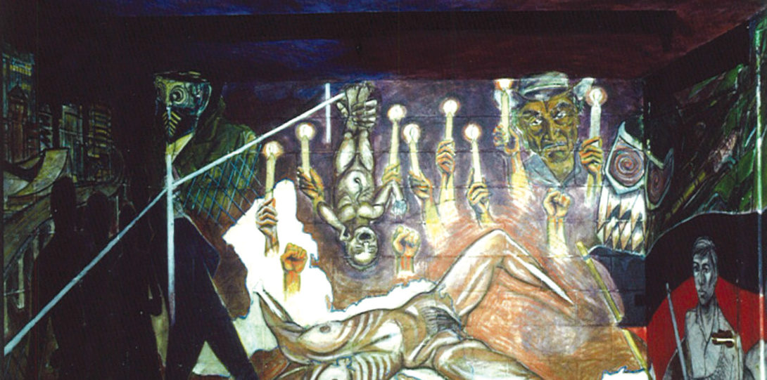 Old Mural 8