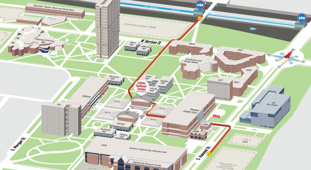 UIC map