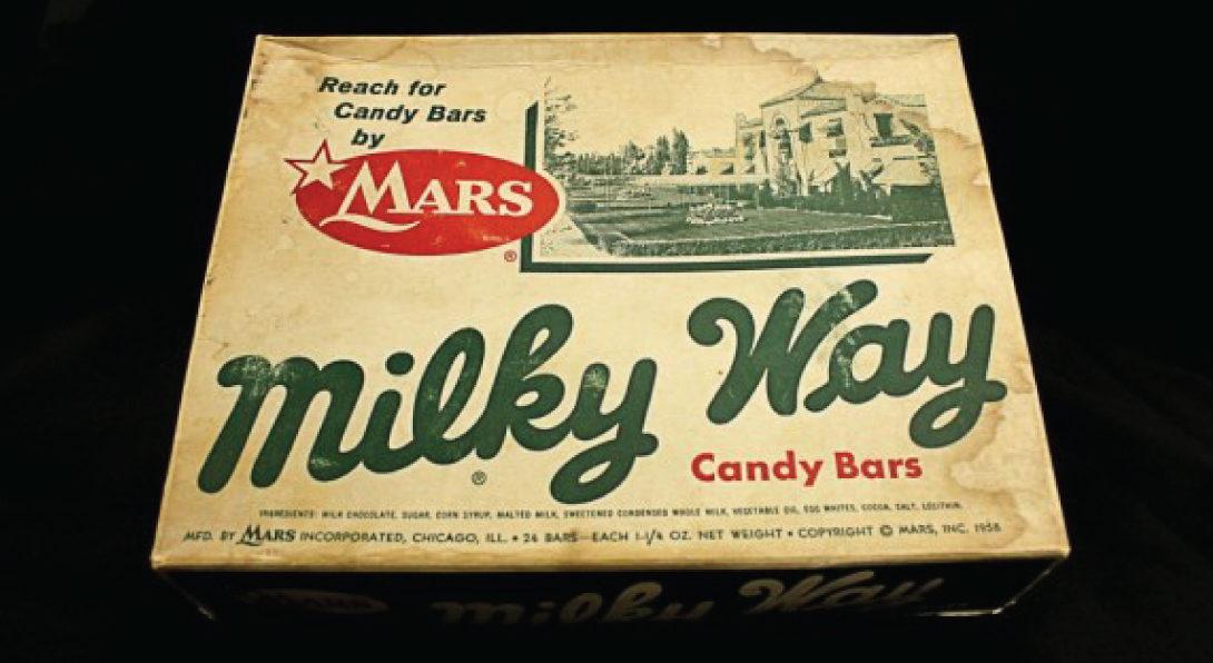 Milky Way box