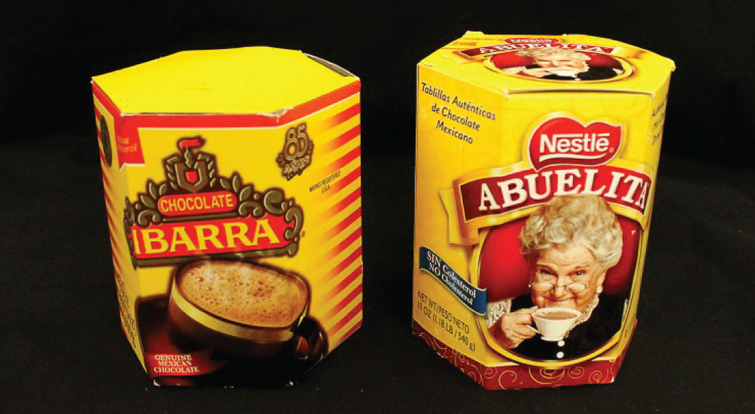 Abuelita & Ibarra chocolates