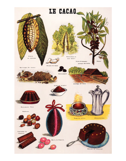 Le Cacao Poster