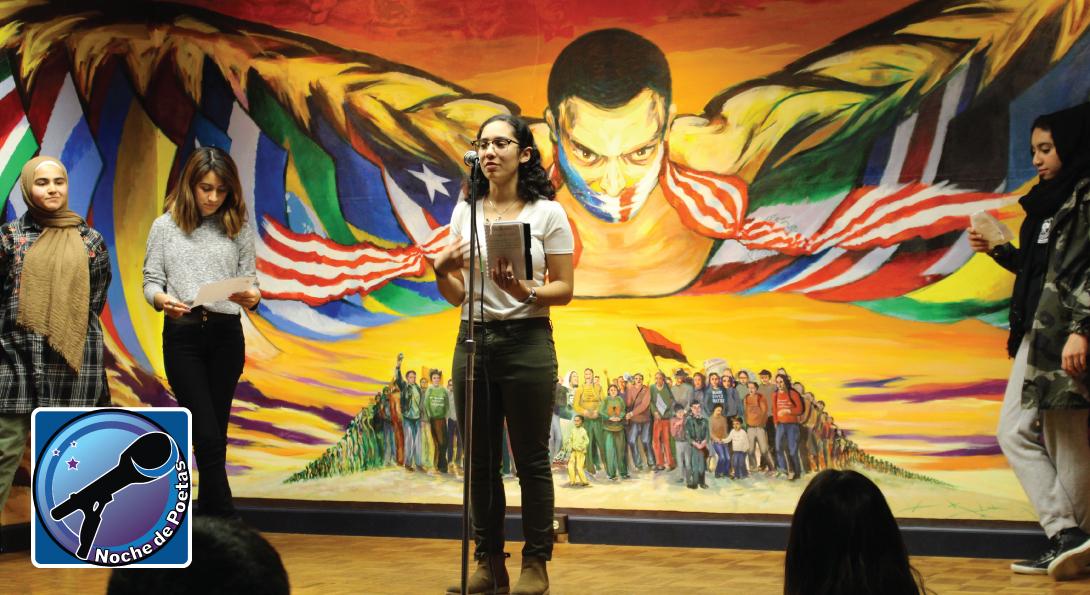 noche de poetas event