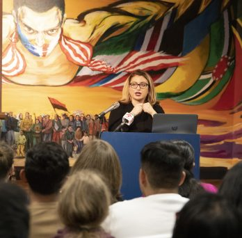 speaker Katherine Pérez