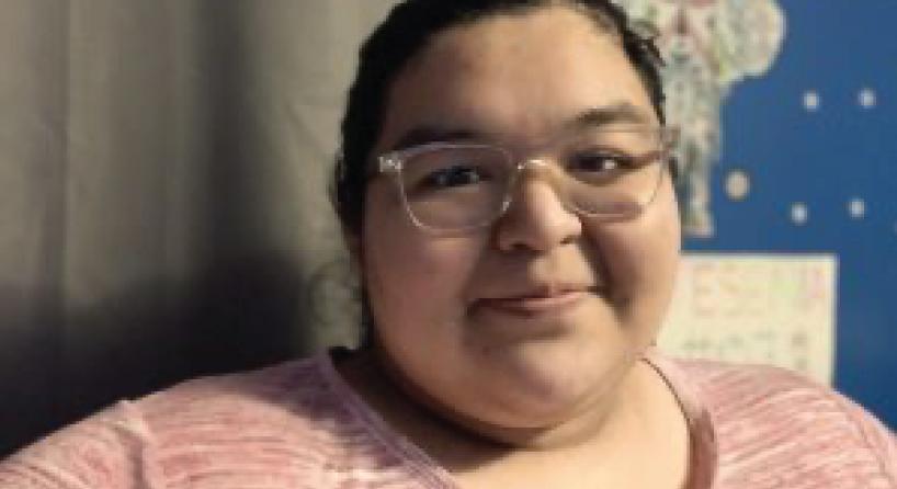 Portrait of Yesenia Garcia